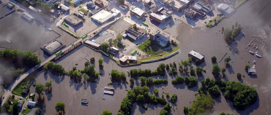 Fort Wayne, IN commercial storm cleanup