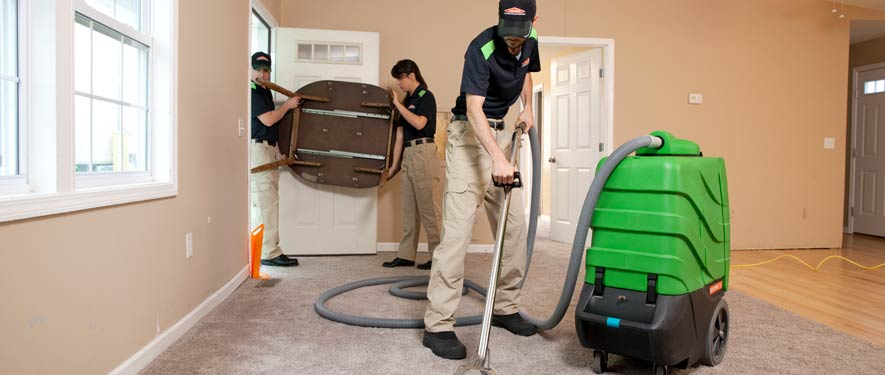 Fort Wayne, IN residential restoration cleaning